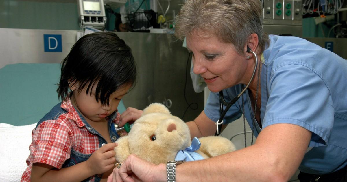 Specialization: Pediatric Nurses