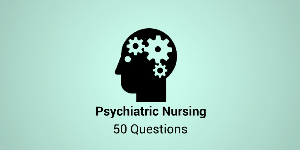 Pnle Iv For Psychiatric Nursing Rnpedia